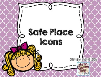Classroom Safe Place Tools