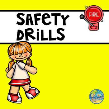 Classroom Safety Drills:  Fire, Earthquake and Tornado