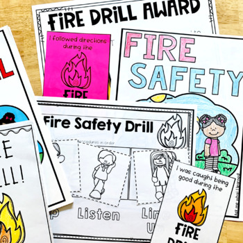 Classroom Safety Drills & Procedures (Fire, Tornado, Lockdown, Earthquake)