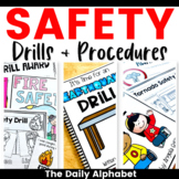 Safety Drills & Procedures (Fire, Tornado, Lockdown, Earthquake)