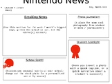 Classroom / School Newspaper Template