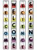 "Classroom Science ""Beaker"" Banners"
