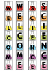 "Classroom Science ""Beaker"" Banners"