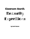 Classroom Search: Evaluating Expressions