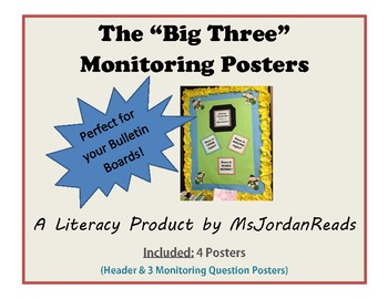 Classroom Self-Monitoring Posters