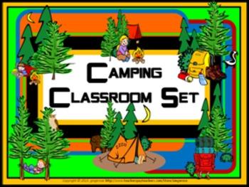 Classroom Set- Camping