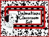 Classroom Set- Dogs (Dalmatians)