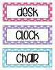 Classroom Set-Up Starter Kit! {Polka Dot Theme Bundle}