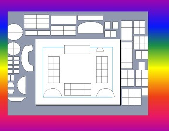 Classroom Set Up Tool Master Planner - PP