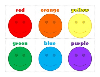 Classroom Setup and Organization:  Color Coding Table Groups
