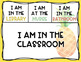 Classroom Sign Out Board - EDITABLE
