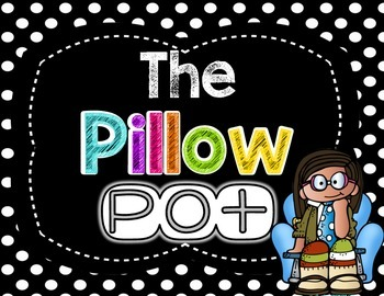 Classroom Sign for Pillows