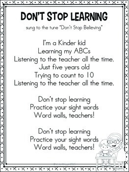 Classroom Sing Alongs