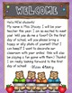 Classroom Smiles Borders & Printables Download