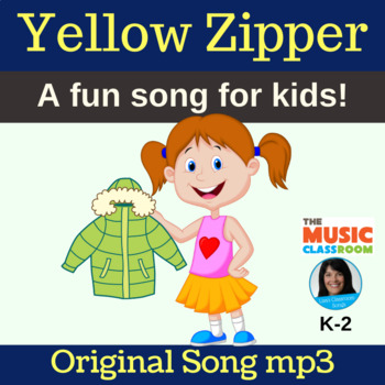 "Classroom Song | ""Yellow Zipper"" by Lisa Gillam 