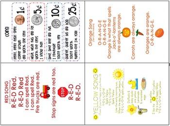 Classroom Songs and Chants for Preschool and Kindergarten