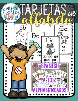 Classroom Spanish Alphabet Line