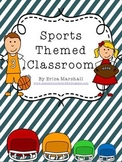 Classroom Sports Theme Bundle