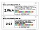 Classroom Standards Tracker