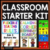 Classroom Starter Kit