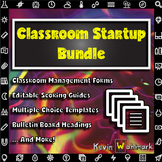 Classroom Start-up Bundle