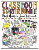 Classroom Starter Kit- Discounted Bundle