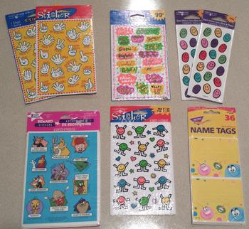 Classroom Stickers