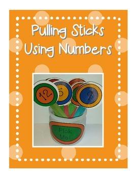 Classroom Sticks Labels