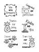 Classroom Sticky Notes ~ Positive Praise