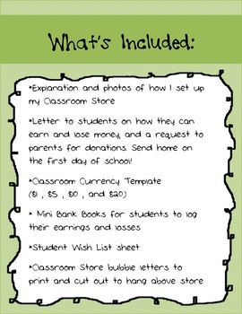 Classroom Store: Everything you need!