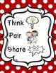 Classroom Strategy Posters