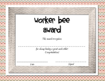 Classroom Superlative Awards Bundle