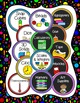 Classroom Supplies and Manipulatives Labels