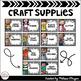 Classroom Supply Labels - Editable