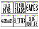 EDITABLE Classroom Supply Labels: Colorful Dots