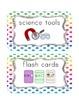 Classroom Supply Labels Freebie!