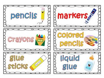 Exceptional image with regard to free printable classroom signs and labels