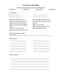 Classroom Survey Project