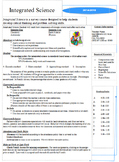 Classroom Syllabus Template- Editable