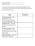 Classroom Table Jobs