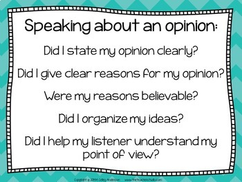 Improving Accountable Talk, Speaking, and Listening