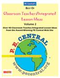 Classroom Teacher/Integrated Lesson Ideas eBook (Vol. 2)