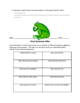 Classroom Team-Building: All-in-One DEAL!