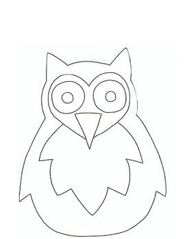 Classroom Thankful tree PLUS Owl tree(Math activity)