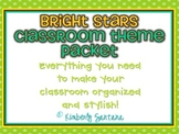 Classroom Theme {Colorful Stars/Stripes}