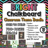 Bright Chalkboard Theme