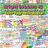 Bright Bubbles Theme 2