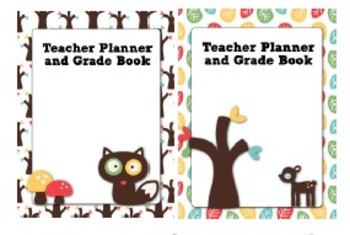 Classroom Theme: Forest Whimsy