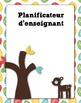 Classroom Theme: Forest Whimsy FRENCH