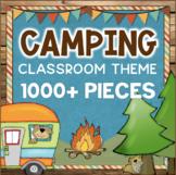Camping Theme Classroom - Camping Decor